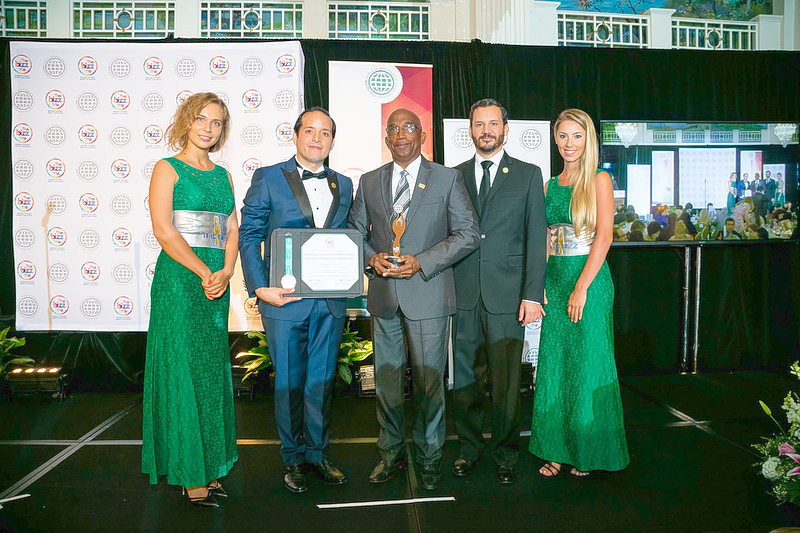 Airport receives award for business excellence